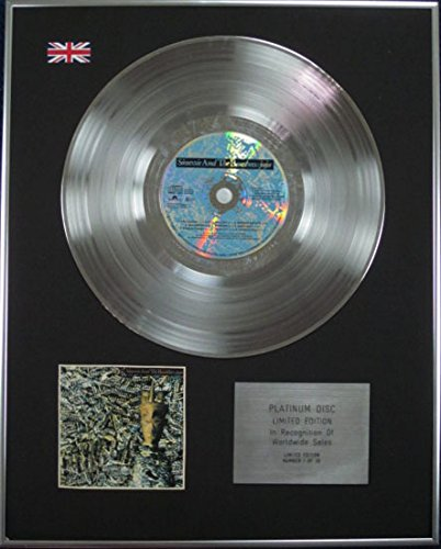 SIOUXSIE & THE BANSHEES Limited Edition CD-JU-JU-Platinum