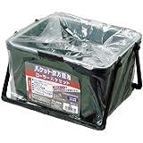アサヒペン バケット型万能用ローラーバケセット 5点セット BS-180