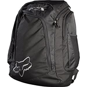 "Fox Racing Precision Men's Action Sports Backpack - Black / Size 8.5"" L x 12.25"" W x 17.75"" H"