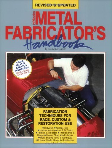 Metal Fabricator's Handbook - HP Trade - 0895868709 - ISBN:0895868709