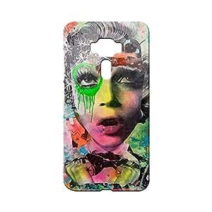 BLUEDIO Designer Printed Back case cover for Asus Zenfone 3 (ZE552KL) 5.5 Inch - G5589