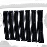 Rugged Ridge 11306.03 Black Grille Insert