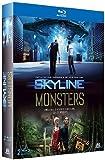 Skyline + Monsters [Blu-ray]