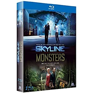 Skyline + Monsters [Blu-ray]