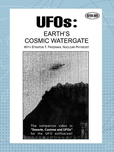 UFOs: Earth's Cosmic Watergate