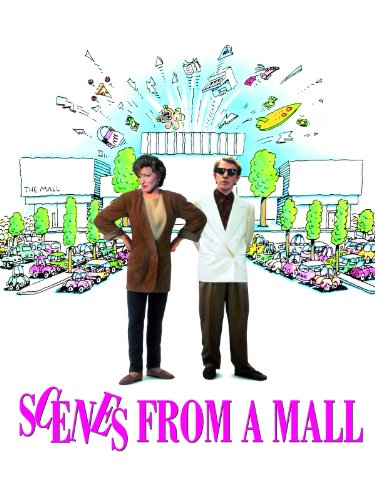 Scenes From A Mall Cover