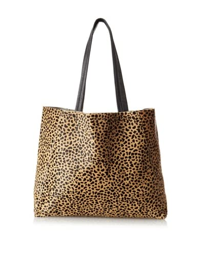 Streets Ahead Women's Classic Small Tote, Spotted Natural