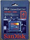 SanDisk SDCFH-004G-A11 4GB 30MB/s ULTRA CF Card (US Retail Package)