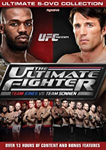UFC The Ultimate Fighter 17 [DVD]