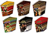 img - for Oxford Reading Tree Treetops Graphic Novels: Level 15: Pack of 36 book / textbook / text book