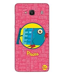Designer Xiaomi Redmi 2 Case Cover Nutcase - - Star Signs - Pisces Pink
