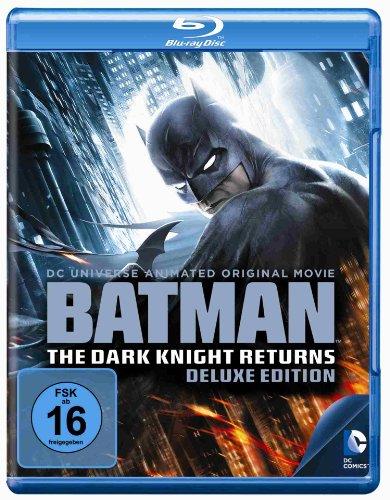 Batman - The Dark Knight Returns 1+2 [Edizione: Germania]