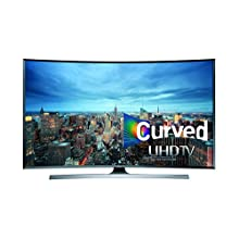 Samsung UN65JU7500 Curved 65-Inch 4K Ultra HD 3D Smart LED TV