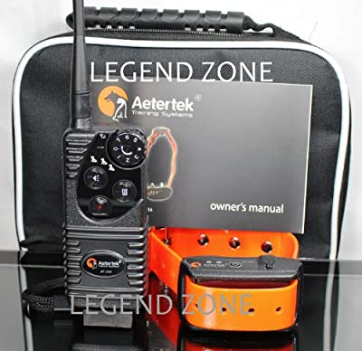 600 Yard Waterproof Remote Dog Training Shock Collar With 7 Adustable Shock Levels Plus Beep Tone And Vibration For One Dog Training