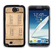 buy Msd Samsung Galaxy Note 2 Aluminum Plate Bumper Snap Case Open Old Vintage Alphabet Book Over Grungy Background Image 24251935