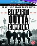 Straight Outta Compton [Blu-ray] [Reg...