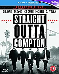 Straight Outta Compton [Blu-ray] [Region Free]