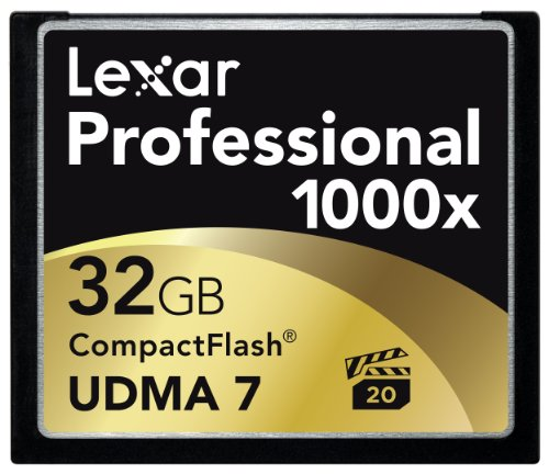 Why Should You Buy Lexar Professional 1000x 32GB CompactFlash Card LCF32CTBNA1000