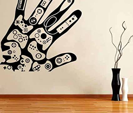 Die cut wall decals high def images