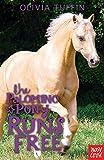 Olivia Tuffin The Palomino Pony Runs Free