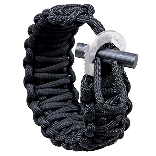 the-friendly-swede-adjustable-premium-paracord-bracelet-with-fire-starter-and-hidden-eye-knife-black