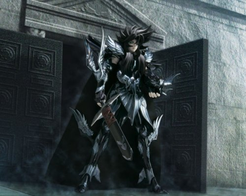 Saint Seiya : Hades Myth Cloth Action Figure