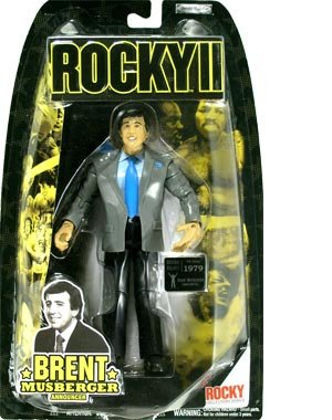 Buy Low Price Puzzle Zoo Rocky II Brent Musberger Action Figure (B000KOZZ4W)
