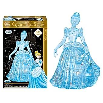 Cinderella Original 3D Crystal Puzzle