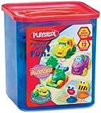 Playskool - 91441860 - Jouet Premier Age - Véhicule sans Pile - Petite Voiture - Super Baril Ptimou