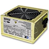 CIT 650w Gold 12CM Silent Atx Power Supplyby Colors IT