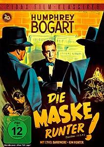 Die Maske runter (Deadline - U.S.A.) - Atmosphärisch starker Film noir mit Hollywood-Größe Humphrey Bogart (Pidax Film-Klassiker)