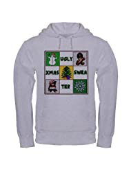 Christmas Sweater Hooded Sweatshirt CafePress