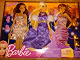 Barbie Exclusive Travel Fashions 3 Pack Outfit: Hollywood