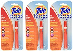 Tide 0Mini Instant Liquid Stain Remover - 3 ct
