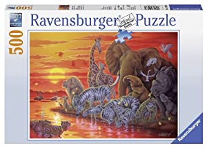 Ravensburger Waterhole Gathering (500 Pieces)