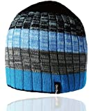 Dexshell Waterproof, Windproof, & Breathable Beanie Hat in Blue or Orange Gradient