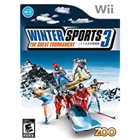 Winter Sports 3: The Great Tournament: Nintendo Wii