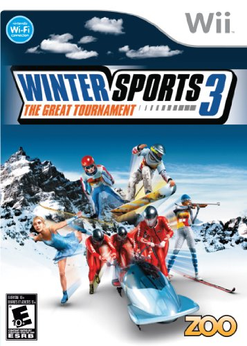 Winter Sports 3: The Great Tournament – Nintendo Wii