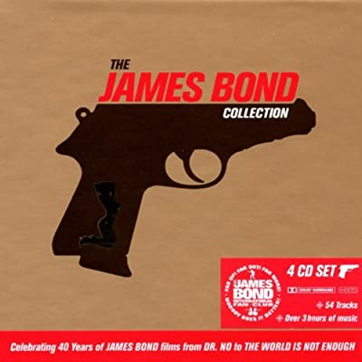 James Bond Collection/4cd