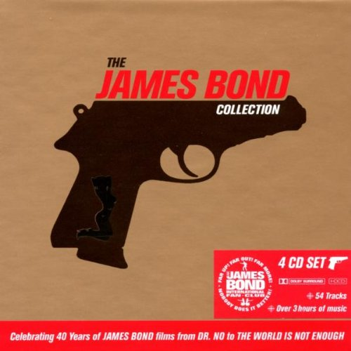 James Bond Collection by John Barry and Monty Norman