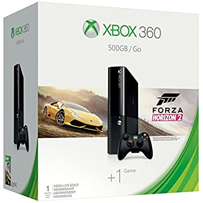 Xbox 360 500 GB Console - Forza Horizon 2 Bundle