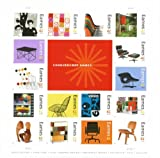 Charles and Ray Eames Collectible Stamp Sheet