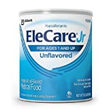EleCare Jr Amino Acid Based Medical Food, Ages 1+, Unflavored 14.1 oz (Pack of 1)