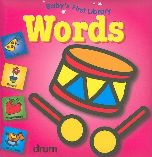 Baby'S First Library Words back-175870