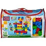 Mega Bloks Maxi Deluxe Bag, Multi Color