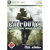 Call of Duty 4 - Modern Warfarevon &#34;Activision&#34;