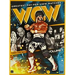 WCW Greatest Pay-Per-View Matches, Volume 1
