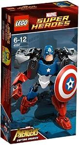 LEGO Super Heroes 4597: Captain America