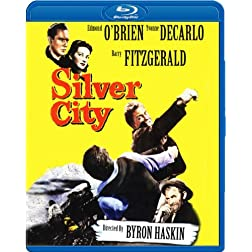Silver City [Blu-ray]