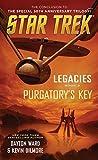 img - for Legacies: Book #3: Purgatory's Key (Star Trek: The Original Series) book / textbook / text book